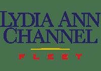 Lydia Ann Channel Fleet logo