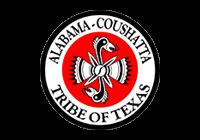 Alabama-Coushatta Tribe of Texas logo