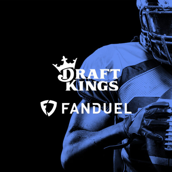 DraftKings and FanDuel football