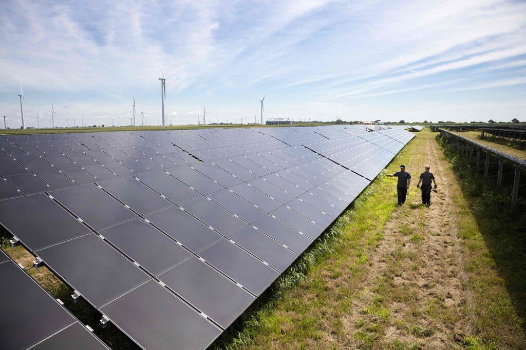 Invenergy solar